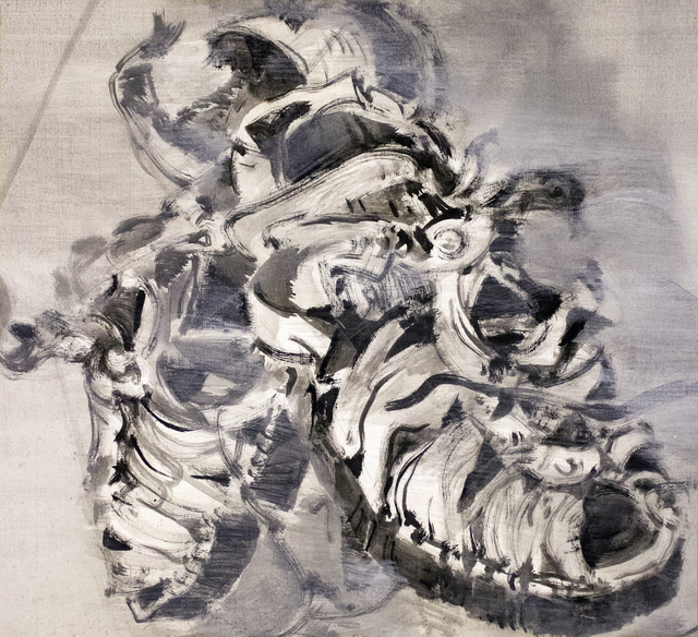, 'Huaraches,' ND, Galería Nudo