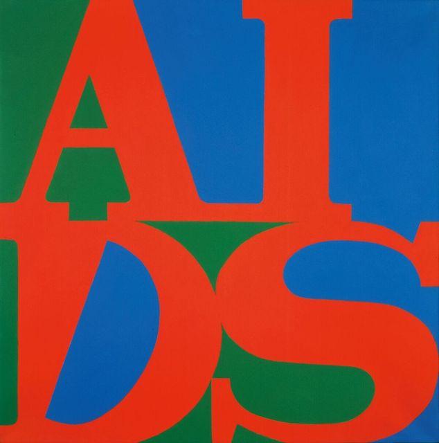 , 'AIDS,' 1987, MALBA