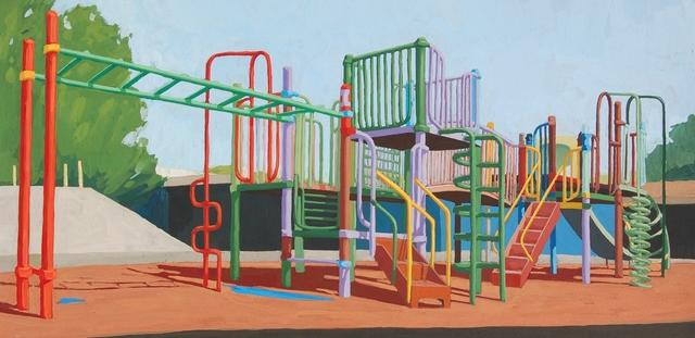 , 'Playground (Rainbow),' 2017, Cerulean Arts
