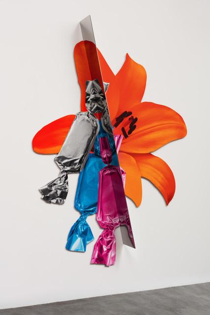 Kathryn Andrews, 'Orange Lilly', 2018, KÖNIG GALERIE