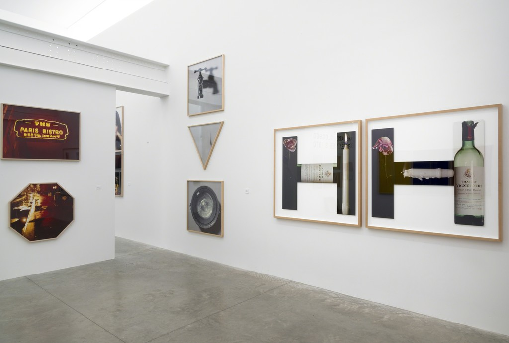 Bill Beckley: Installation view, 2015. Photo: Adam Reich