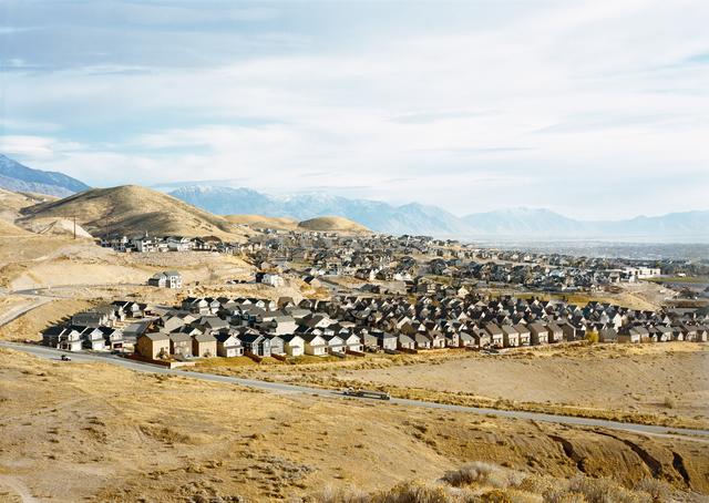 , 'Untitled (housing development), Draper, Utah,' 2017, Yancey Richardson Gallery