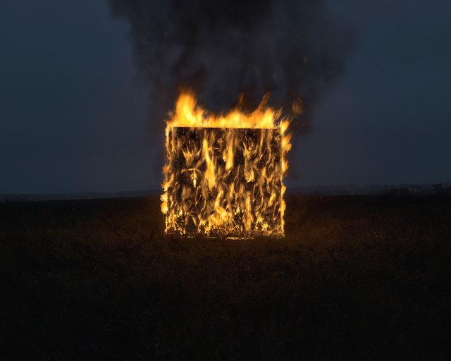 , 'Motherland: 02. Cube.,' 2017, ALMANAQUE fotográfica