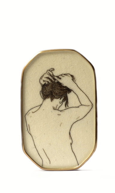 , 'Brooch from the Pinning Series,' 2013, Sienna Patti Contemporary