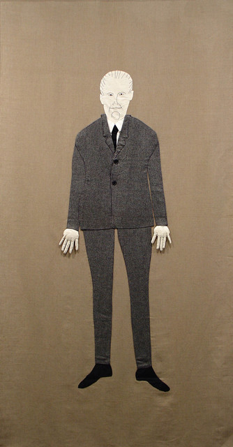 Louise Kruger, 'Untitled (Man in Tweed)', c.  1969-73, Bookstein Projects