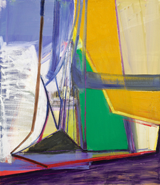 Amy Sillman, 'P,' 2007, Sotheby's: Contemporary Art Day Auction