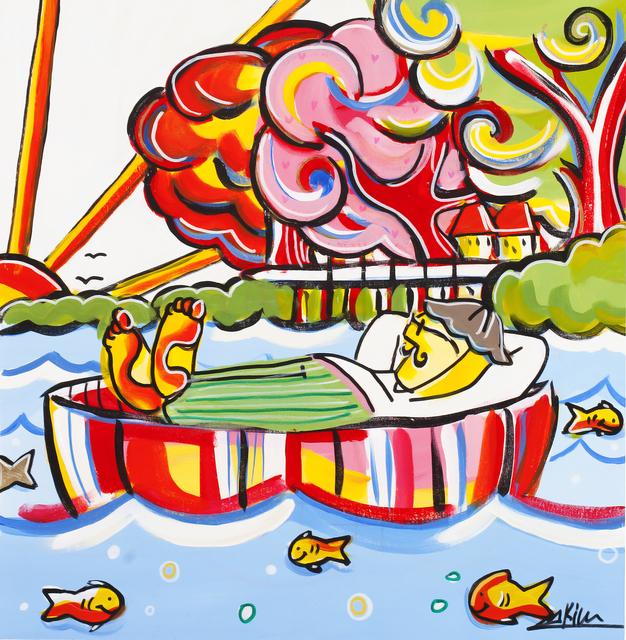 , 'Sleep Boating,' , Blue Gallery