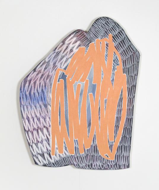 , 'Misfit 8,' 2017, Denny Dimin Gallery