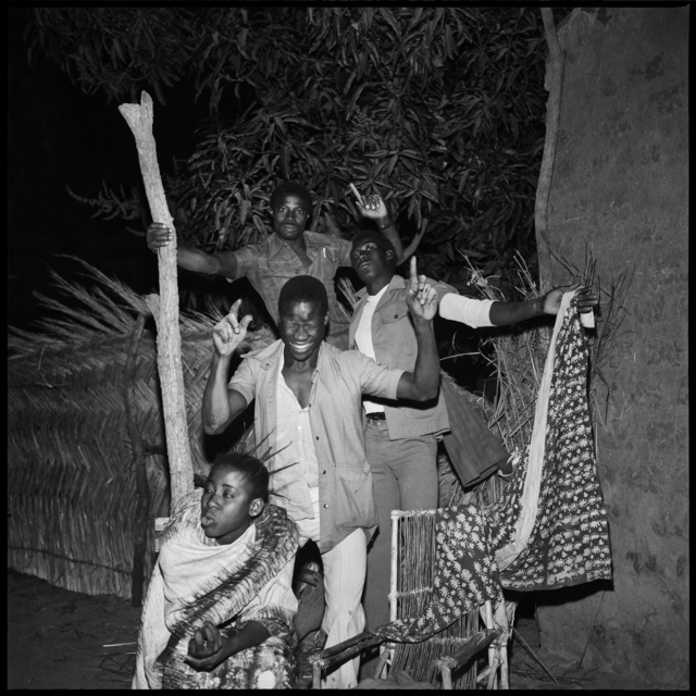 Sanlé Sory, 'Les noceurs de Banzon', 1972, David Hill Gallery