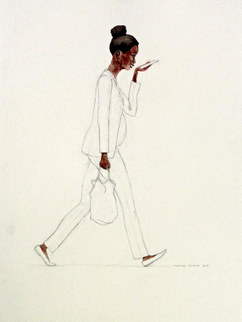 , 'Notebook XXV,' 2018, Ed Cross Fine Art