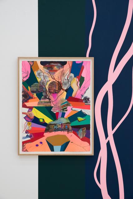 , 'Mr. Housing 房子先生,' 2019, PIFO Gallery