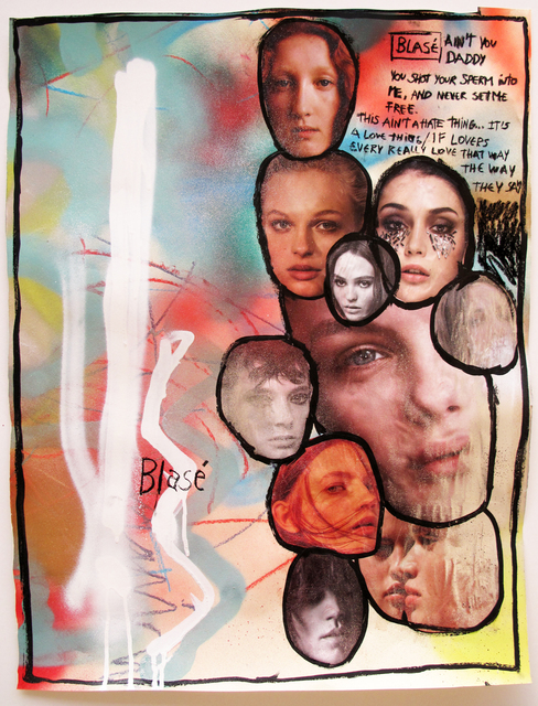 , 'Blasé 3,' 2018, MOV'ART Gallery