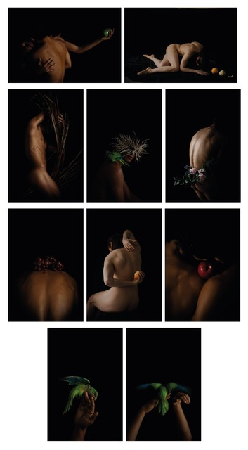 Ricky Cohete, 'Viva series. Set of 10 Limited Editions.', 2020, Photography, Archival Pigment Print, The Art Design Project