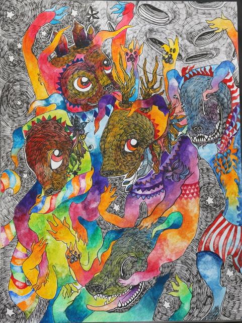 Clara Bacou, 'Mid Summer', 2011, Robert Kananaj Gallery