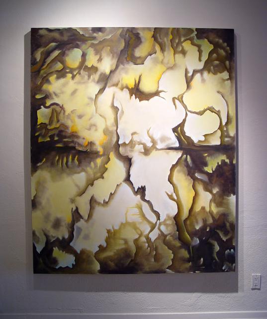 , 'Unfolding Revelation #1,' 2015, LA Artcore