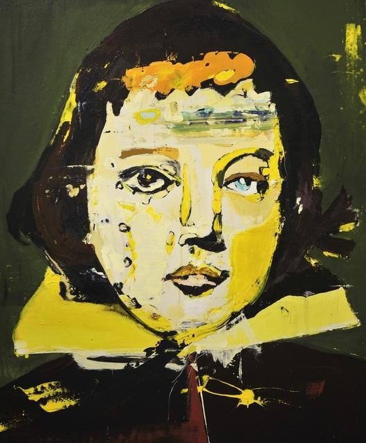 , 'Yellow Boy,' 2017, Lachenmann Art