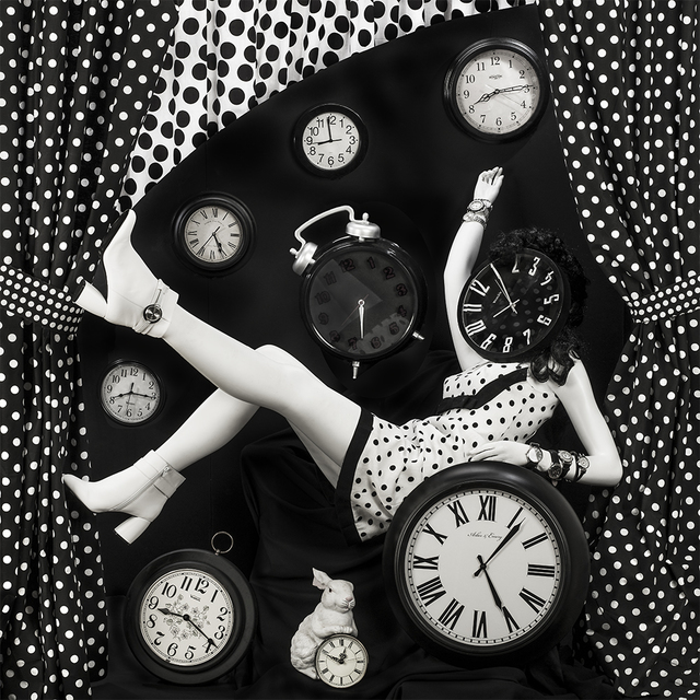 , 'Clock Work,' , Catherine Couturier Gallery