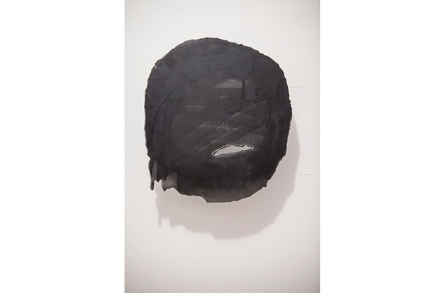 , 'BLACK BALL 2 (FACE),' 2013, Paul Loya Gallery