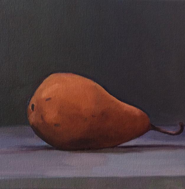 , 'Reclining Pear,' 2017, Craig Krull Gallery