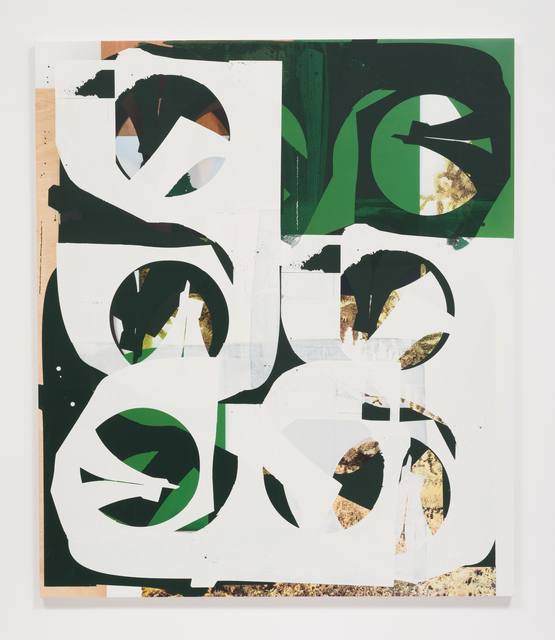 , 'Composite 24 (terse rejoinder),' 2017, Christopher Grimes Gallery