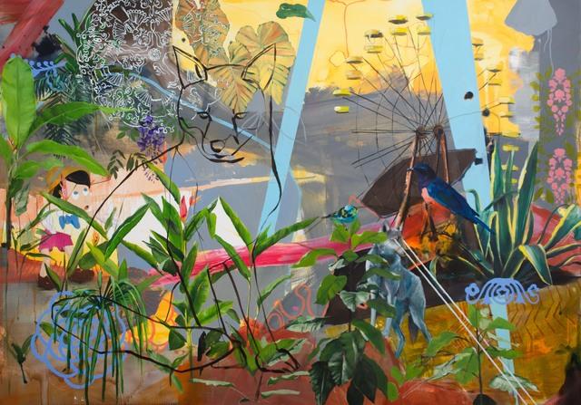 , 'Prologue pinochio,' 2016, Anna Laudel