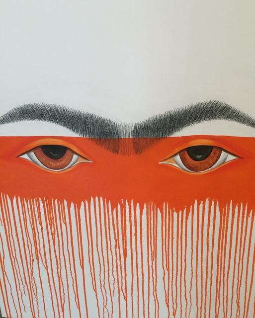 , 'Orange Strange,' 2015, Studio 905 on Juniper