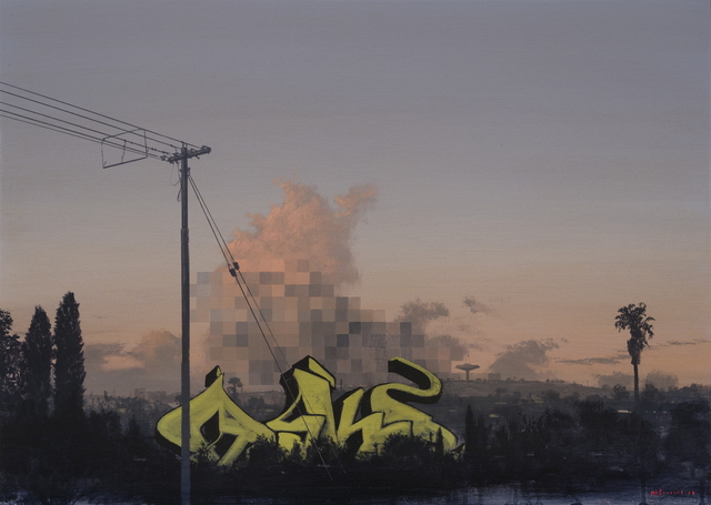 MJ Lourens, 'Dream - Cul de Sac / Droom - Doodloop Straat', 2019, Barnard