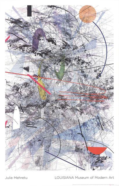 Julie Mehretu, 'Easy Dark', 2007, ArtWise