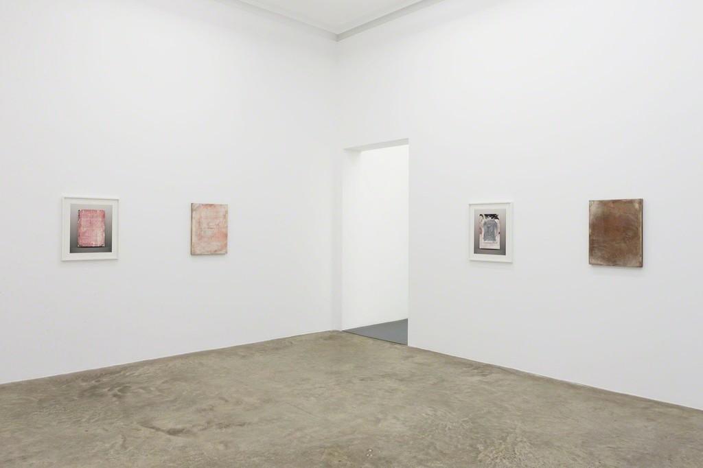 Courtesy Galerie Perrotin  Exhibition view, Galerie Perrotin, Paris (France), 2016