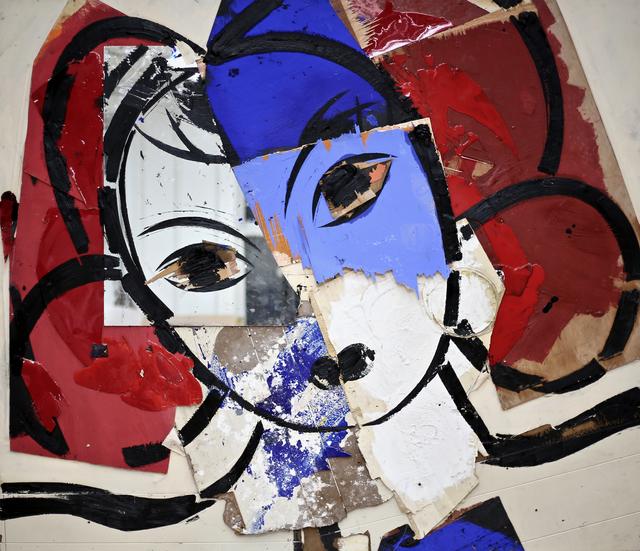 , 'Matisse como Pretexto III,' 2018, Opera Gallery