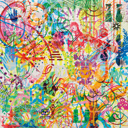 Ryan McGinness, 'Untitled,' 2008, Phillips: New Now (February 2017)