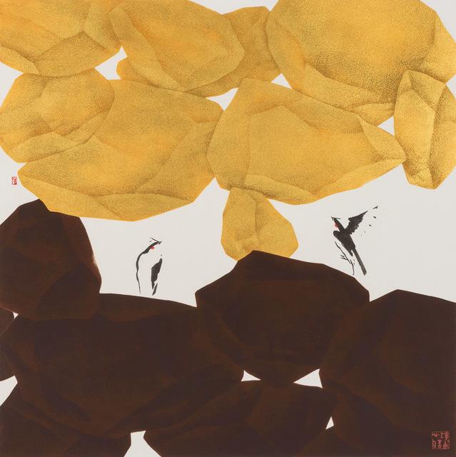 , '鳳求凰 Courtship,' 2018, Pontone Gallery