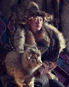 , 'Esker Eagle Hunter, Sagsai, Bayan Ulgii Province, Mongolia,' 2017, Shoot Gallery
