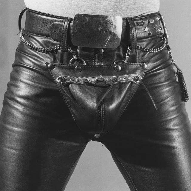 , 'Leather Crotch,' 1980, Kiasma Museum of Contemporary Art
