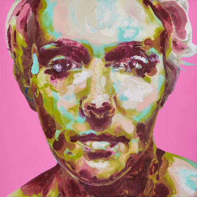 , 'Lydia (Pink),' 2018, Black Book Gallery