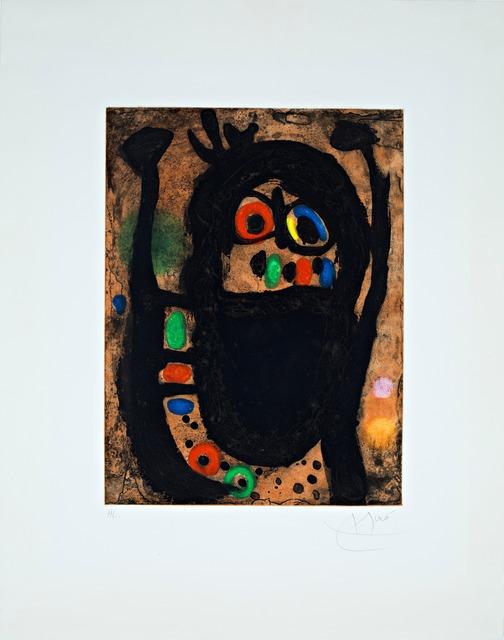 , 'La Femme aux Bijou,' 1969, Surovek Gallery