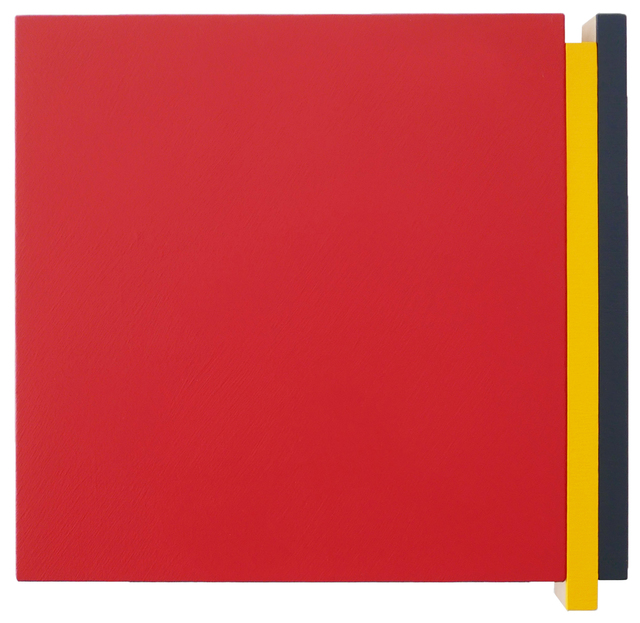 , 'Double Edge - Red, Yellow, Blue ,' 2008, Telluride Gallery of Fine Art