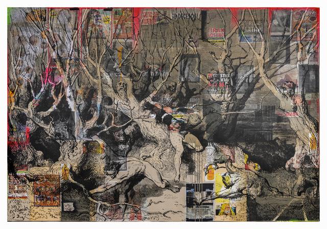 , 'Los cobardes mueren primero,' 2017, Arróniz Arte Contemporáneo
