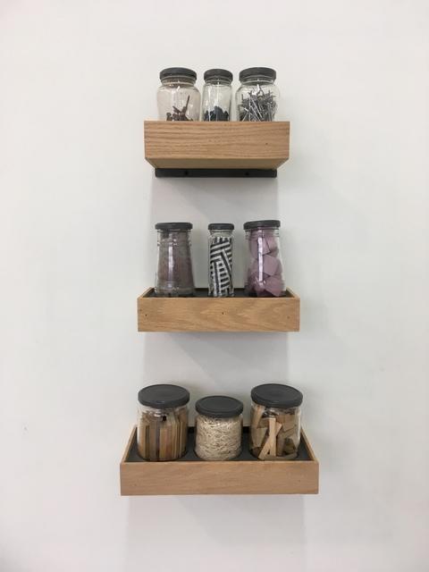 , 'Material Elements,' 2019, Amos Eno Gallery