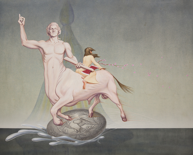 , 'The Rape of Europa,' 2016, Simon Lee Gallery