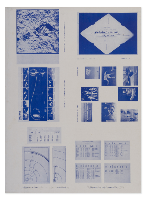 , 'Chronology - Associations,' 1968-1970, The Mayor Gallery