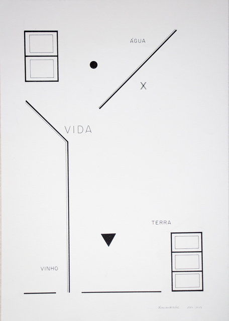 , 'Water, life and wine,' , Galeria Karla Osorio