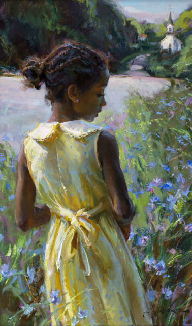Daniel Gerhartz, 'Along The Way', 2018, The Red Piano Art Gallery