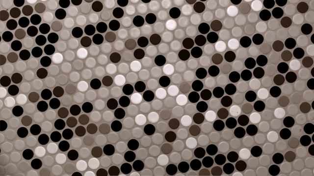 , 'Percussive Lights with Bathroom Floor #10,' 2014, David Richard Gallery