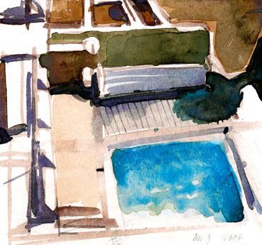 MARTIN GALLE, 'No Title (Bridge III)', 2007, Aki Gallery