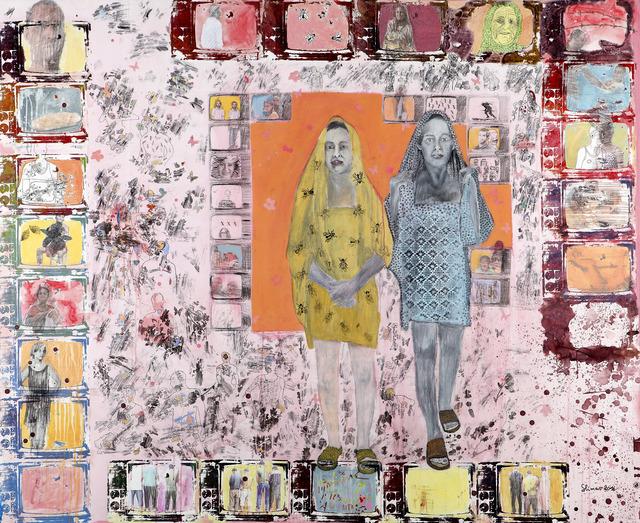 Slimen Elkamel, 'Sisterhood', 2016, Kloser Contemporary Art
