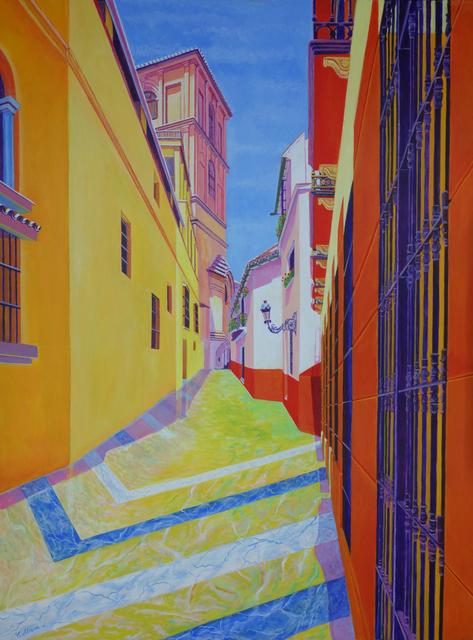 , 'Calle Pedro de Toledo (Málaga),' 2016, STOA