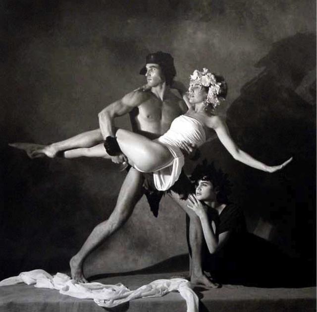 , 'Zoli Models, Spring,' 1986, Bernheimer Fine Art