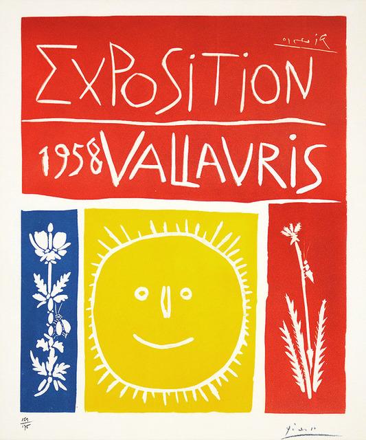 , 'Vallauris Exhibition,' 1958, Alan Kluckow Fine Art