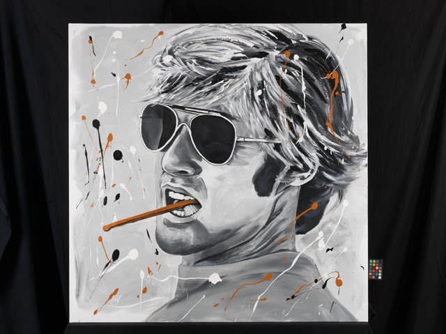 , 'Robert Redford,' 2017, Eden Fine Art